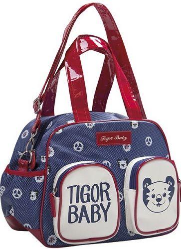 Bolsa Maternidade Pequena Tigor T. Tigre