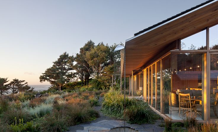 eddie and neal jones studio / singing sands residence, cannon beach