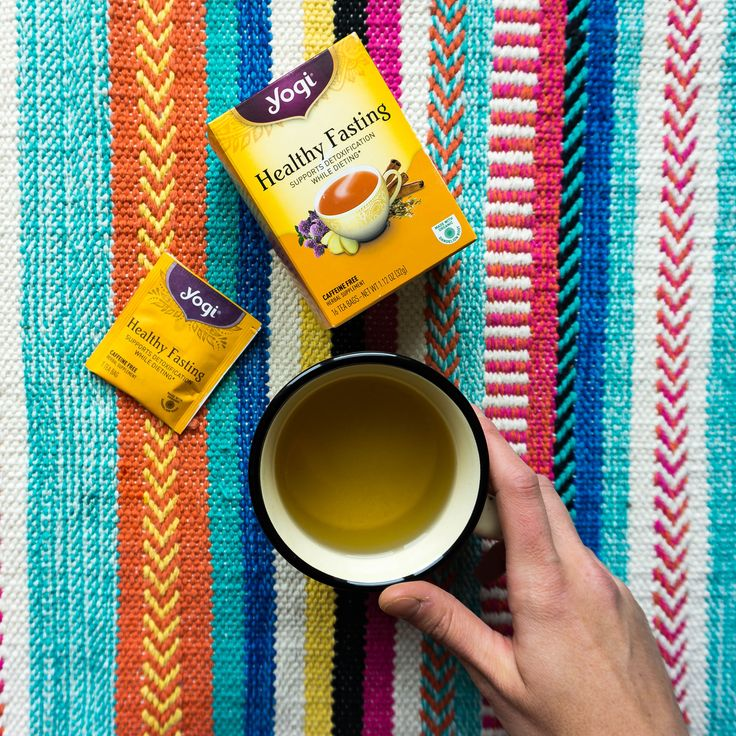 Detoxing doesn't have to taste dull!   Brighten up your mug with our deliciously spicy-sweet Healthy Fasting tea, made with warming Ayurvedic spices, Garcinia Cambogia and a healthy cleansing blend of Burdock and Dandelion Root.