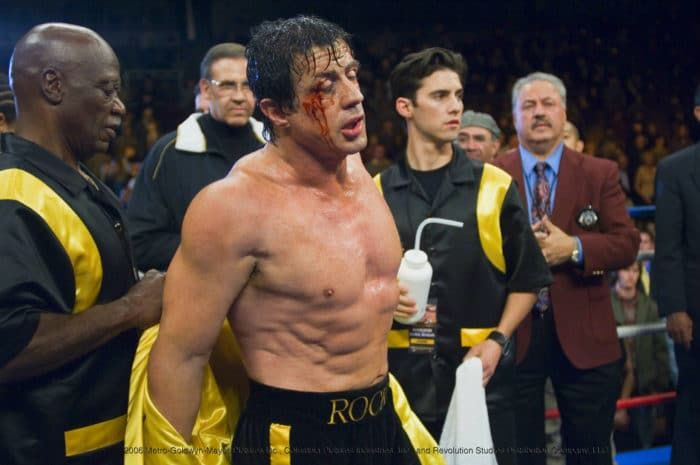 stallone on steroids