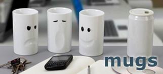 Mugs de cerámica superdivertidos