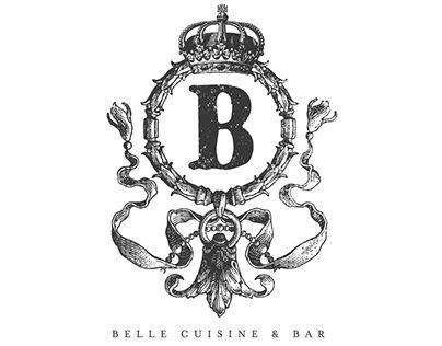 """Popatrz na ten projekt w @Behance: """"BONAPARTE Belle Cuisine / Josefina Bar"""" https://www.behance.net/gallery/28702615/BONAPARTE-Belle-Cuisine-Josefina-Bar"""