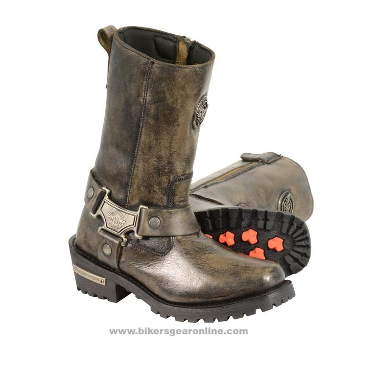 Best Womens Motorcycle Riding Boots for Sale online in USA at discount Price with Free shipment. These are fashionable Ladies Biker Boots to give you style.