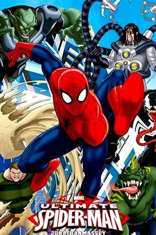 Современный Человек-Паук | Совершенный Человек-Паук | Великий Человек-паук 4 сезон — СМОТРЕТЬ ОНЛАЙН