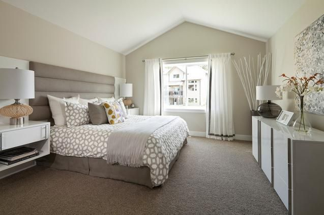 Taupe Carpet Home Master Bedroom Pinterest Grey