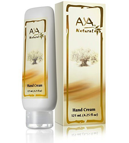 Natural Hand Cream Moisturizing Lotion  Vegan Advanced Non Greasy Dry Cracked Skin Moisturizer for Men  Women  Shea Olive Jojoba Tea Tree  Lemon Oils Blend -- Check out this great product. Note:It is Affiliate Link to Amazon.