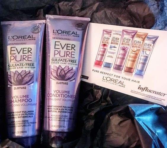 New L'Oreal EverPure Free Samples!! • Canadian Savers