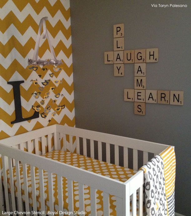 25+ Best Grey Chevron Nursery Ideas On Pinterest