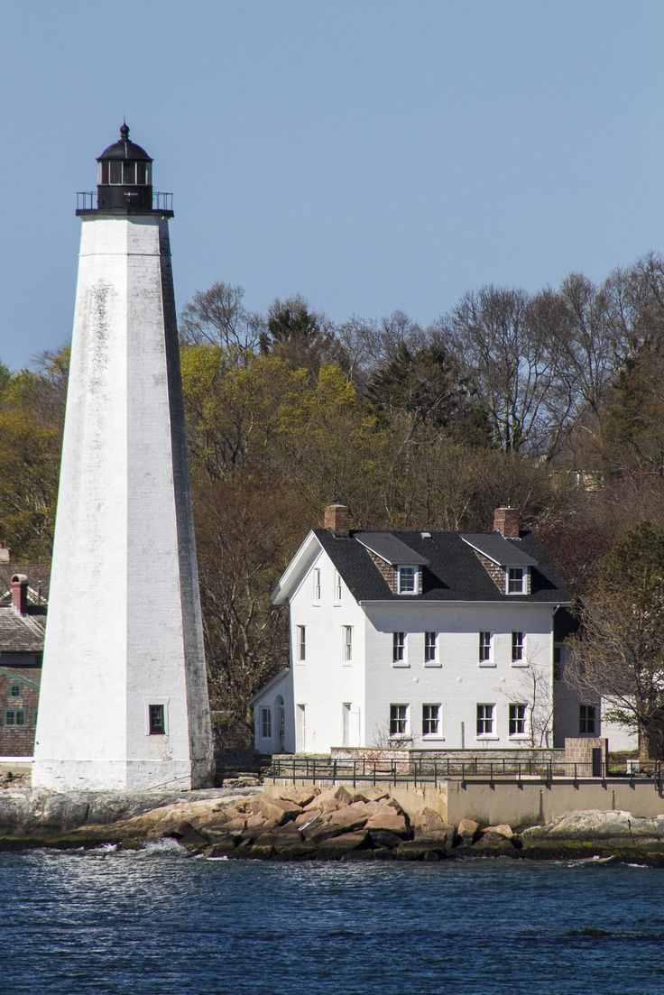 New London Harbor Lighthouse - CT.