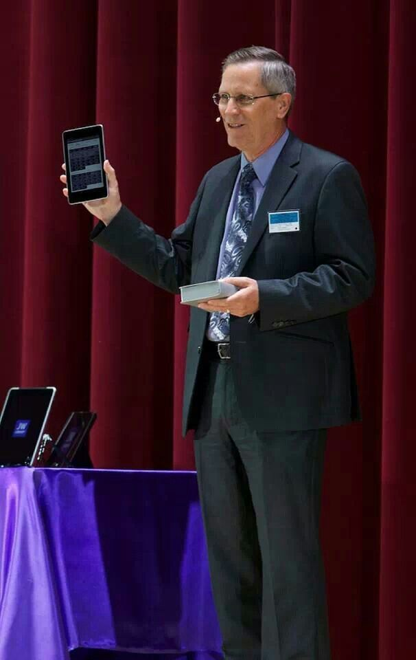 JW Library App released at 129th Annual Meeting 2013 - http://www.jw.org/en