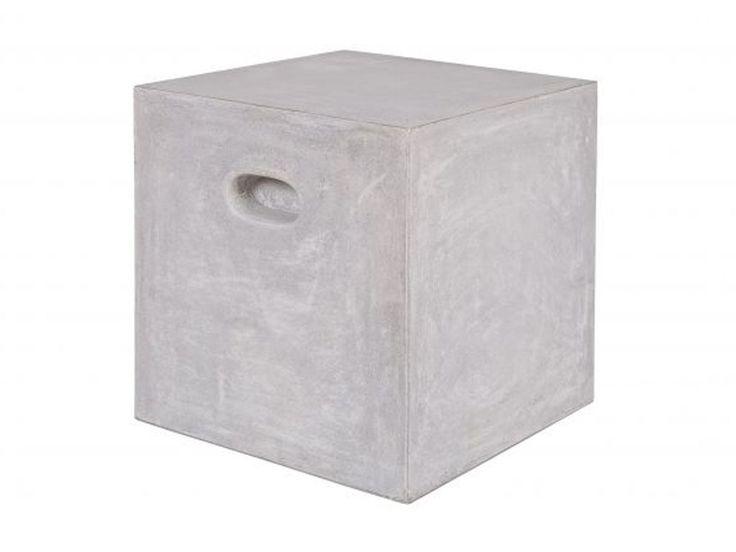 Stolik gliniany kostka Stone