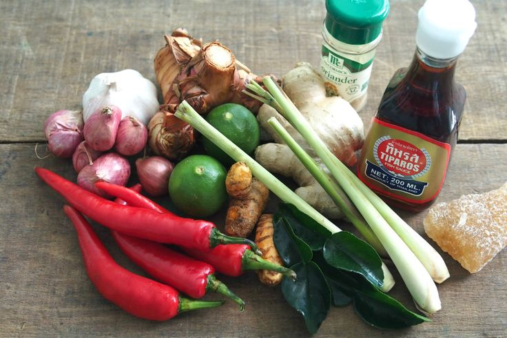 Ilove to prepare the Tom Yam paste from scratch when I make Tom Yam soup. It's healthier than the ready store-bought Tom Yam paste.  INGREDIENTS: (A) 12 red chillie 5 cloves garlic 5 shallot 2 inches galangal (Lengkuas) 2… Continue Reading →