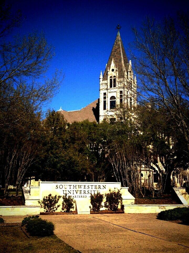 Southwestern University, Georgetown Texas  www.DebbieKrug.com