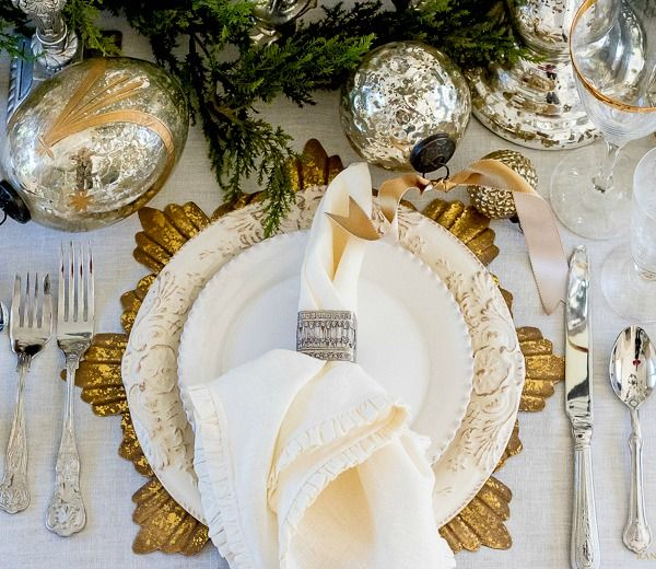 Holiday Place Settings: 17 Best Ideas About Christmas Place Setting On Pinterest