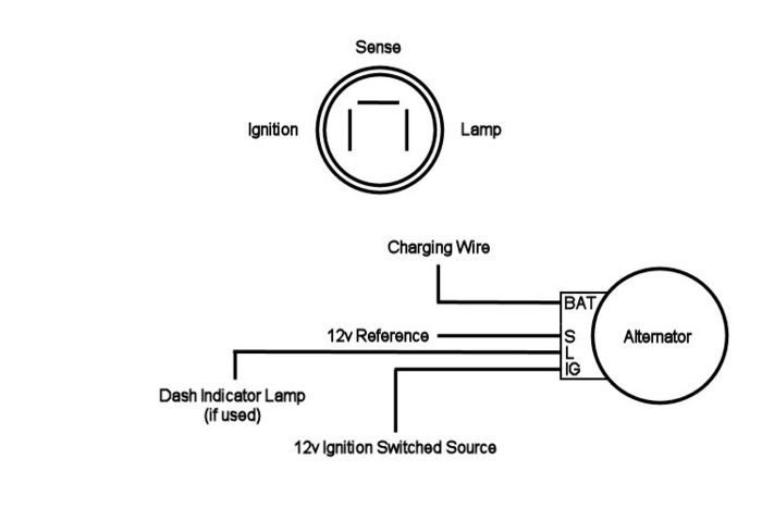 [SCHEMATICS_4CA]  Image result for Nippon Denso 3-Pin wiring | Wire, Denso, Nippon | Denso Chrysler Alternator Wiring Diagram |  | Pinterest