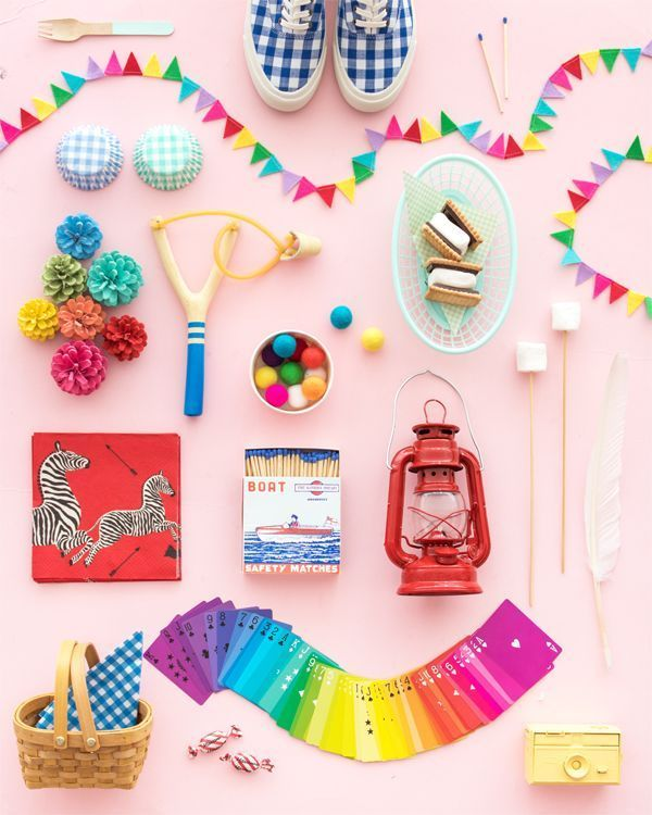I Sense Party Essentials A Gingham Party Oh Happy Day Kidsparty Gingham Party Candyland Party Happy Party