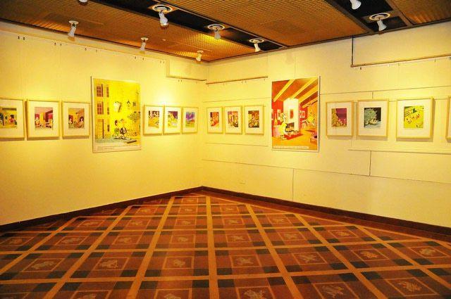 11 museos para visitar en Buenos Aires: Museo del Humor