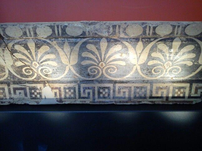 Beautiful decorative details - delphi greece