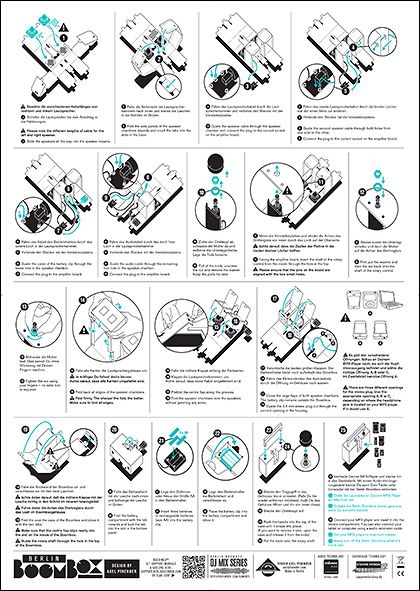 68 best images about Instruction manual design – Instructional Manual