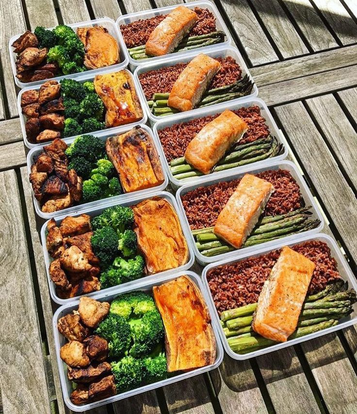 This is the kind of prep that gets you ripped. Awesome work @lucasfitfrench…