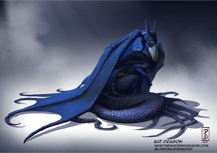 Si los Superhéroes fueran Dragones