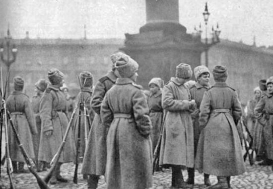 a history of russian revolution in 1917 The most widely documented significant outcome of the russian revolution of 1917 is the fall of the  according to the history channel, the russian revolutions of.