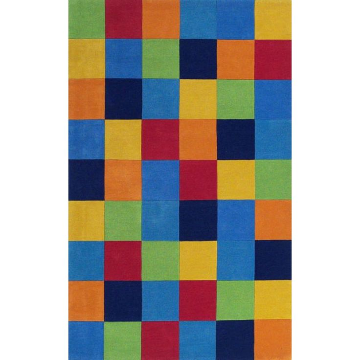 We present multi colored Tomfoolery rug area collection which has fashionable designs and is 100% handmade.
