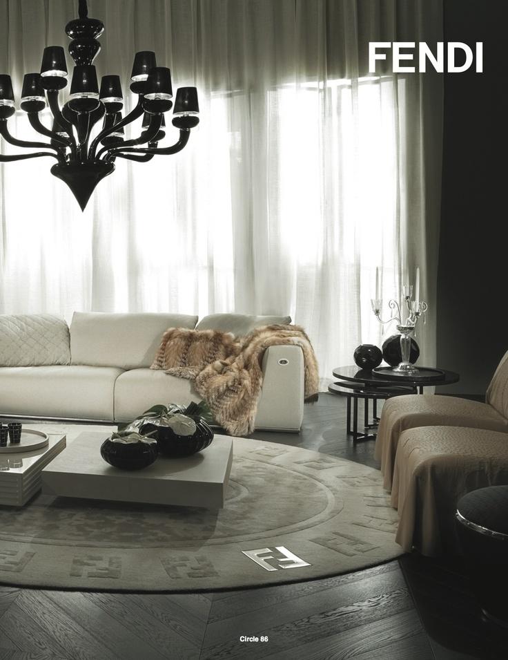 Fendi Rug Home Decore Pinterest Dubai Design And