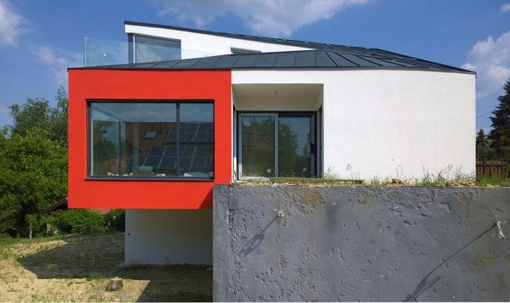 Bulyaki-Jenei House - Sandor Gocsei Architecture
