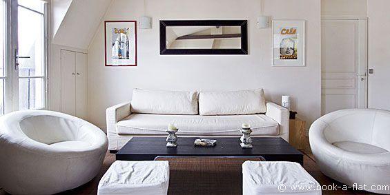 Apartment rental 1 bedroom Paris rue de Babylone 7th District - Nearest metro St-François-Xavier