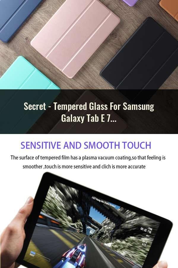 5d4bef5bb25 Tempered Glass For Samsung Galaxy Tab E 7.0 8.0 9.6 inch T560 T561 T377V  T375P T377 T375 T113 T116 Tablet Screen Protector Flim