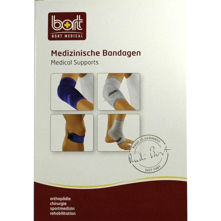 BORT Zweizug Kniestütze xx-large:   Packungsinhalt: 1 St Bandage PZN: 00206492 Hersteller: Bort GmbH Preis: 9,16 EUR inkl. 19 % MwSt.…
