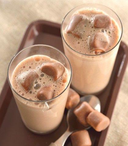 """Malteada de chocolate"" para consentir al alma..."