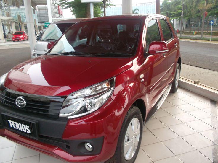 Daihatsu Terios X extra Dp hanya 30Jt-an Angsuran 3.928.000 (60x)