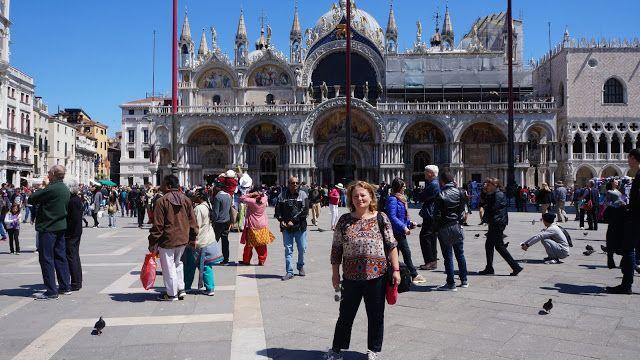 Dor de călătorii: De două ori la Veneția- partea I