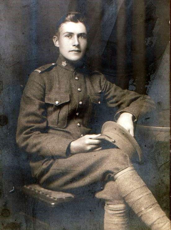Phillip Edgar Peer 1896-1918