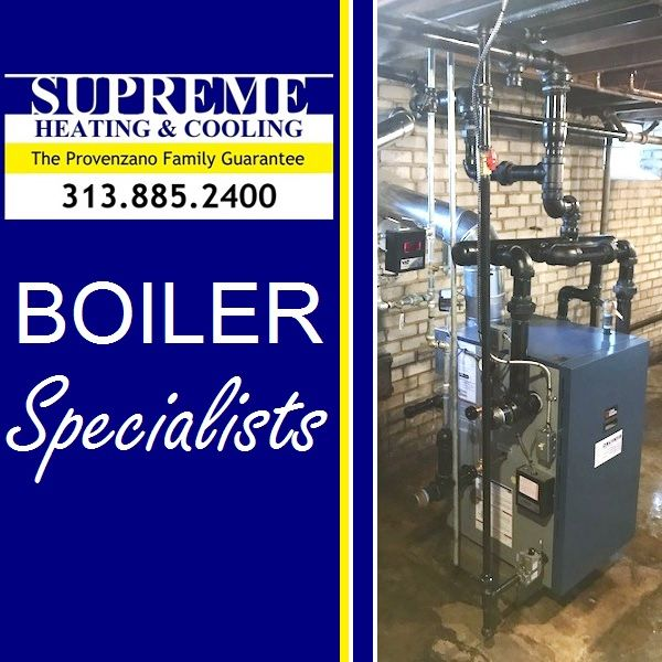 A High Of 81 Degrees In Detroit Today With A Forecasted High Of 50 On Friday Is Your Boiler Ready To Meet The Heating Need The Unit Heat Heating And Cooling