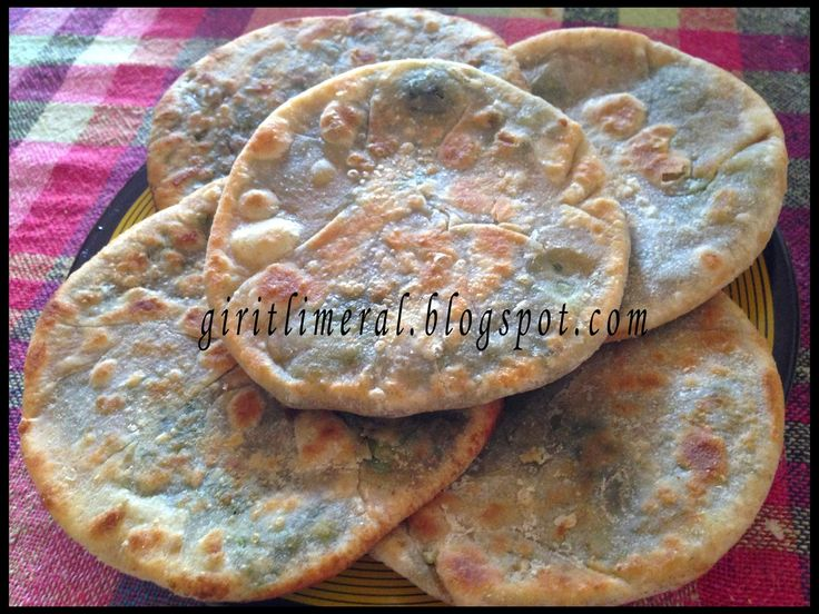 Giritli Meral'in Mutfağı: MARATHOPİTES