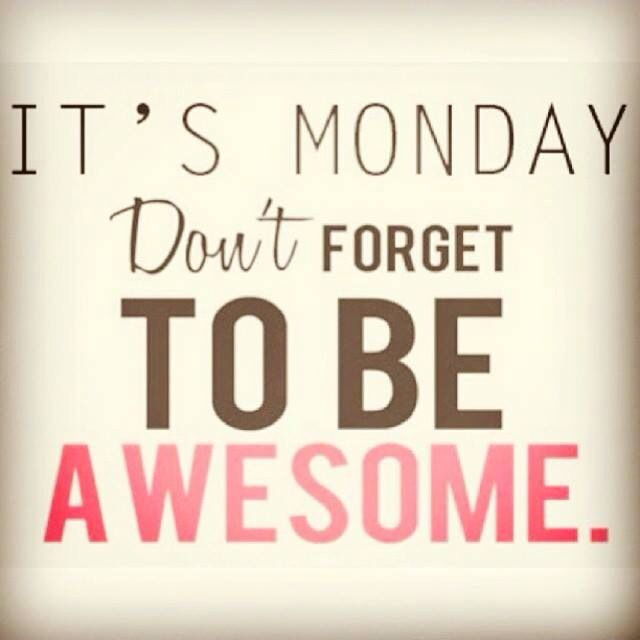 ***Mondays don't have to suck. Make every Monday happy at www.traba.co.