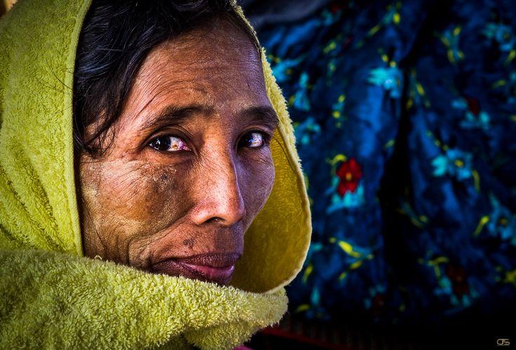 Burmese woman by Daniele Silvestri on 500px