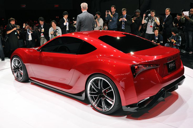 Scion FRS, my early favorite for car of the year