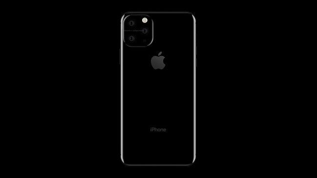 First Alleged Iphone Xi Renders Show Three Cameras And A Square Camera Bump Iphone Iphone 11 Apple Iphone