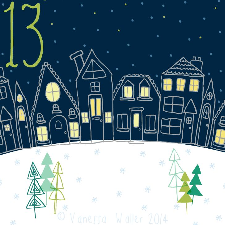 ☆ Illustrated Advent
