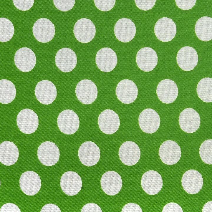 Polka Dot Lime U0026 Off White By Scalamandre