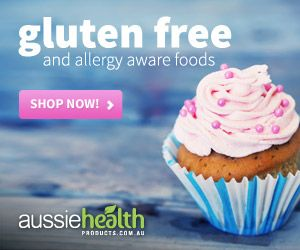 One stop shop for Gluten Free products- Ships Australia. Find out more at: https://t.cfjump.com/b/13835/18922/ #gluten free food #gluten free diet #healthy eating