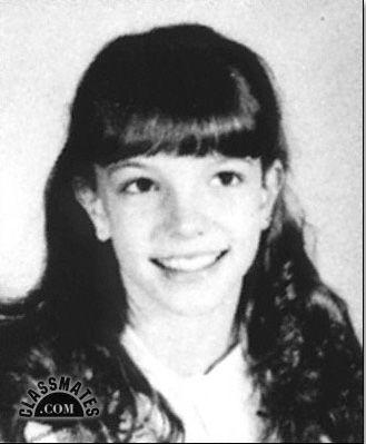 Britney Spears in high school