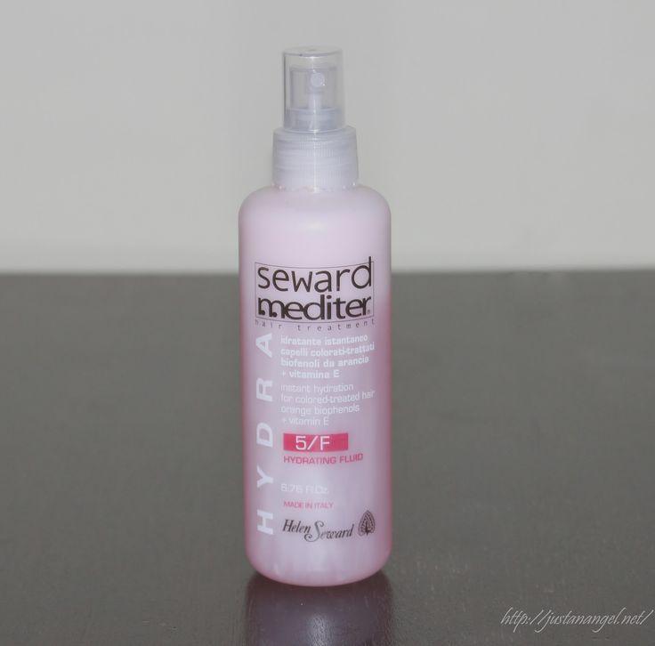 Helen Seward : Hydra spray Combinatie perfecta pentru un par hidratat | JustAnAngel.net