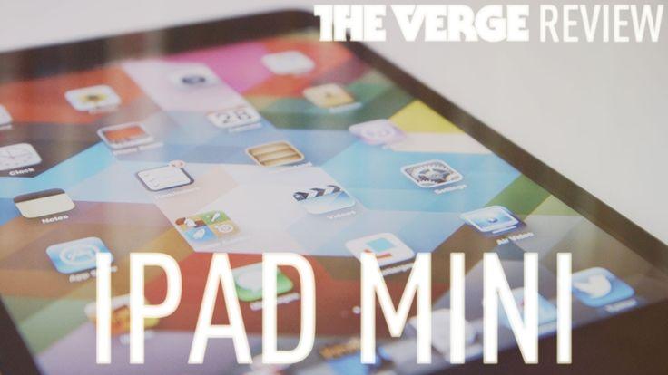 iPad mini hands-on review (+playlist)