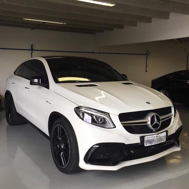 Mercedes-Benz GLE63s AMG Coupe #Cars