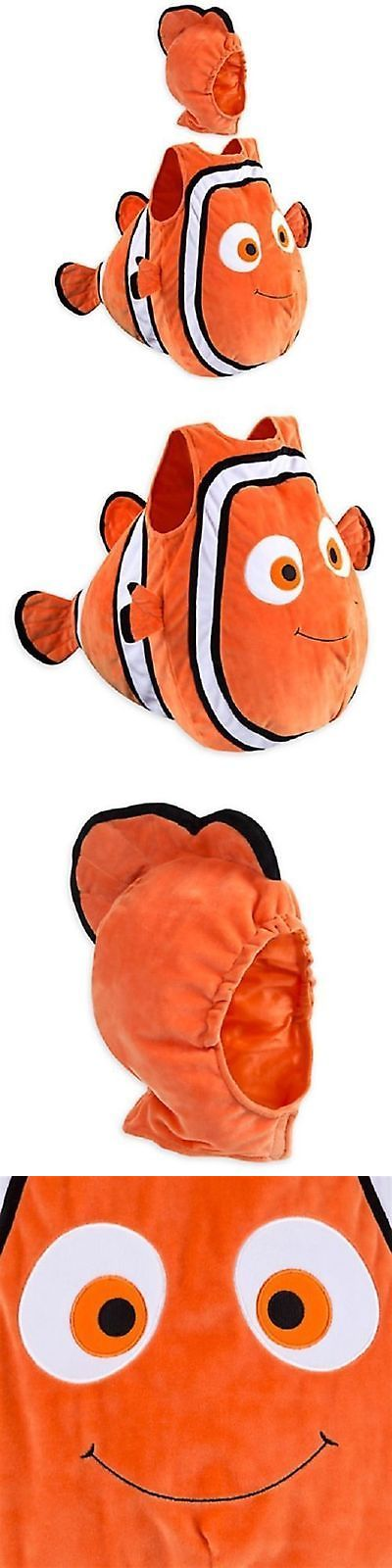 Kids Costumes: Disney Store Nemo Finding Dory Baby Infant Toddler Costume Halloween 12-18 Month BUY IT NOW ONLY: $124.95